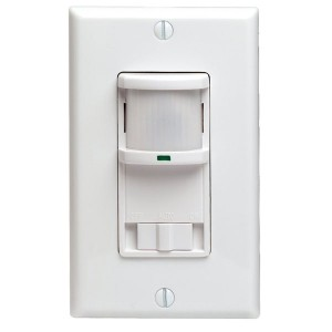 Infrared Occupancy Sensing Light Switch image courtesy of of furnitureme.biz