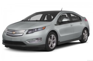 2013 Chevrolet Volt Combined Electric and Hybrid (all electric 38 miles per charge, hybrid 340 miles per fill-up) image courtesy of image courtesy of CARSDIRECT.COM, INC.