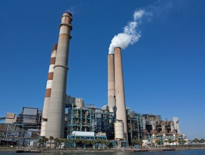 A Part of Big Bend Power Station near Apollo Beach, Florida, coal-fired, Installed capacity 1730 MW image courtesy of Wknight94 talk / Wikimedia CC-BY-SA-3.0
